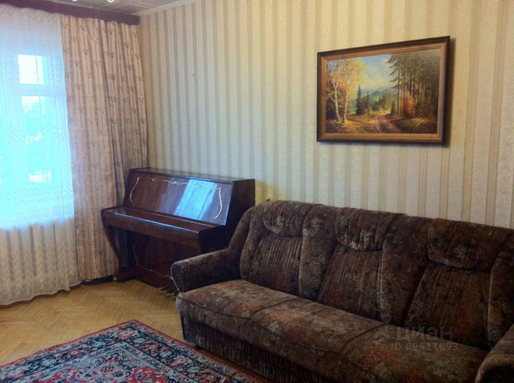 Аренда двухкомнатной квартиры Подольск, Рощинская улица 19, цена 30000 рублей, 2021 год объявление №1407721 на megabaz.ru
