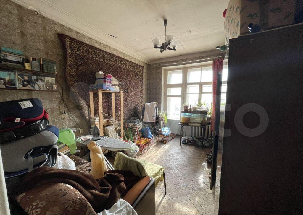 Продажа трёхкомнатной квартиры Москва, метро Цветной бульвар, Трубная улица 25с2, цена 30000000 рублей, 2021 год объявление №622417 на megabaz.ru