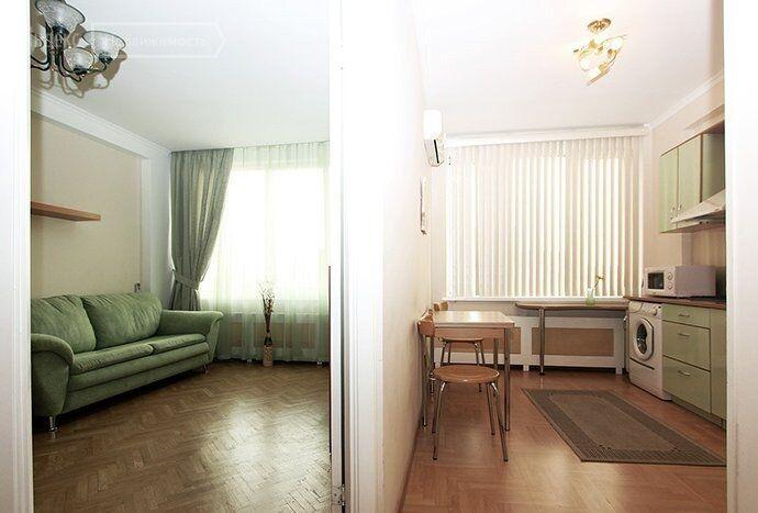 Аренда однокомнатной квартиры Красногорск, Ильинское шоссе 1, цена 18000 рублей, 2021 год объявление №1407715 на megabaz.ru