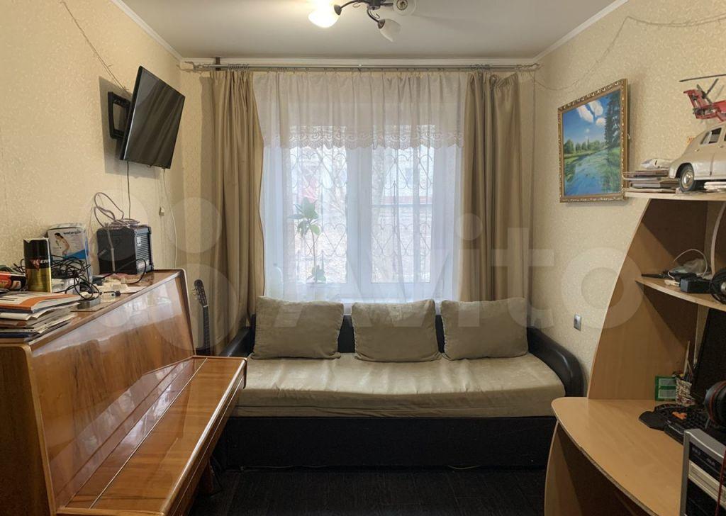 Продажа трёхкомнатной квартиры Ивантеевка, Центральный проезд 10, цена 5700000 рублей, 2021 год объявление №637775 на megabaz.ru