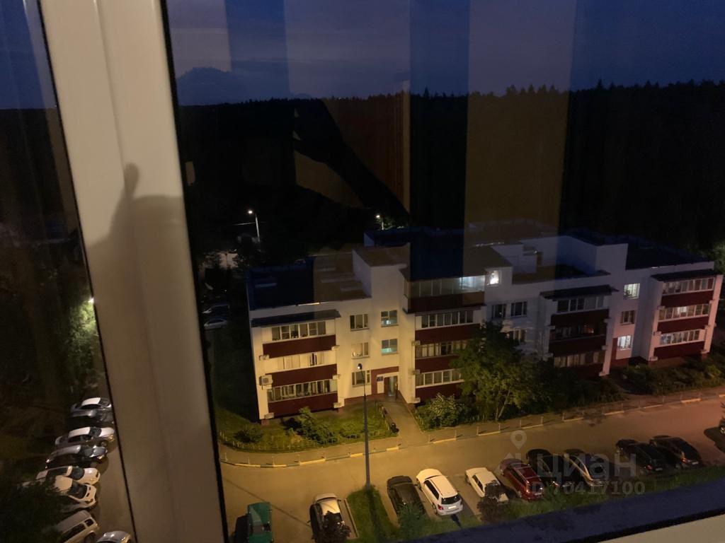 Аренда однокомнатной квартиры деревня Брёхово, цена 20000 рублей, 2021 год объявление №1407779 на megabaz.ru