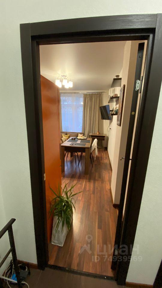Аренда однокомнатной квартиры деревня Горки, Туровская улица 6, цена 25000 рублей, 2021 год объявление №1408492 на megabaz.ru