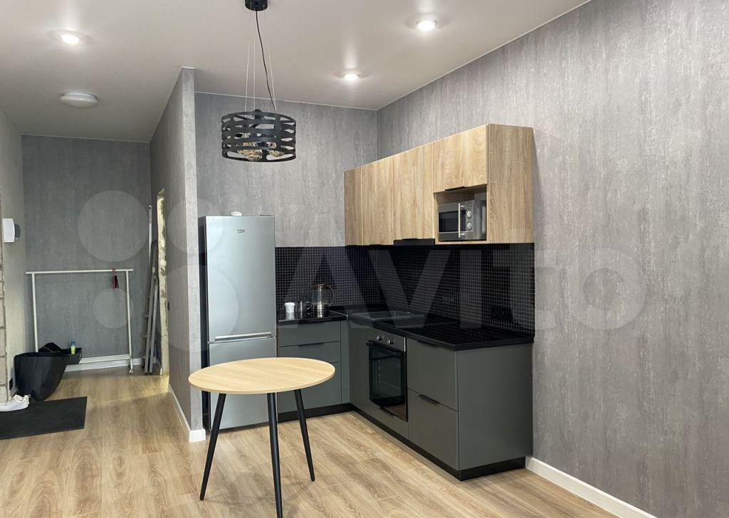 Аренда однокомнатной квартиры деревня Высоково, цена 25000 рублей, 2021 год объявление №1408500 на megabaz.ru