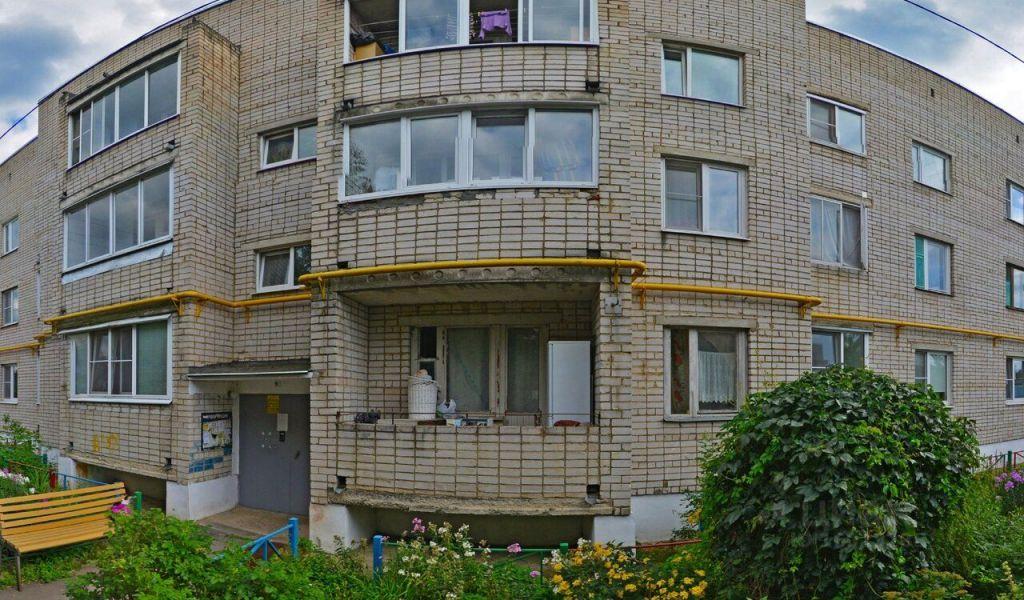 Продажа однокомнатной квартиры поселок совхоза Останкино, Дорожная улица 40, цена 3500000 рублей, 2021 год объявление №637149 на megabaz.ru