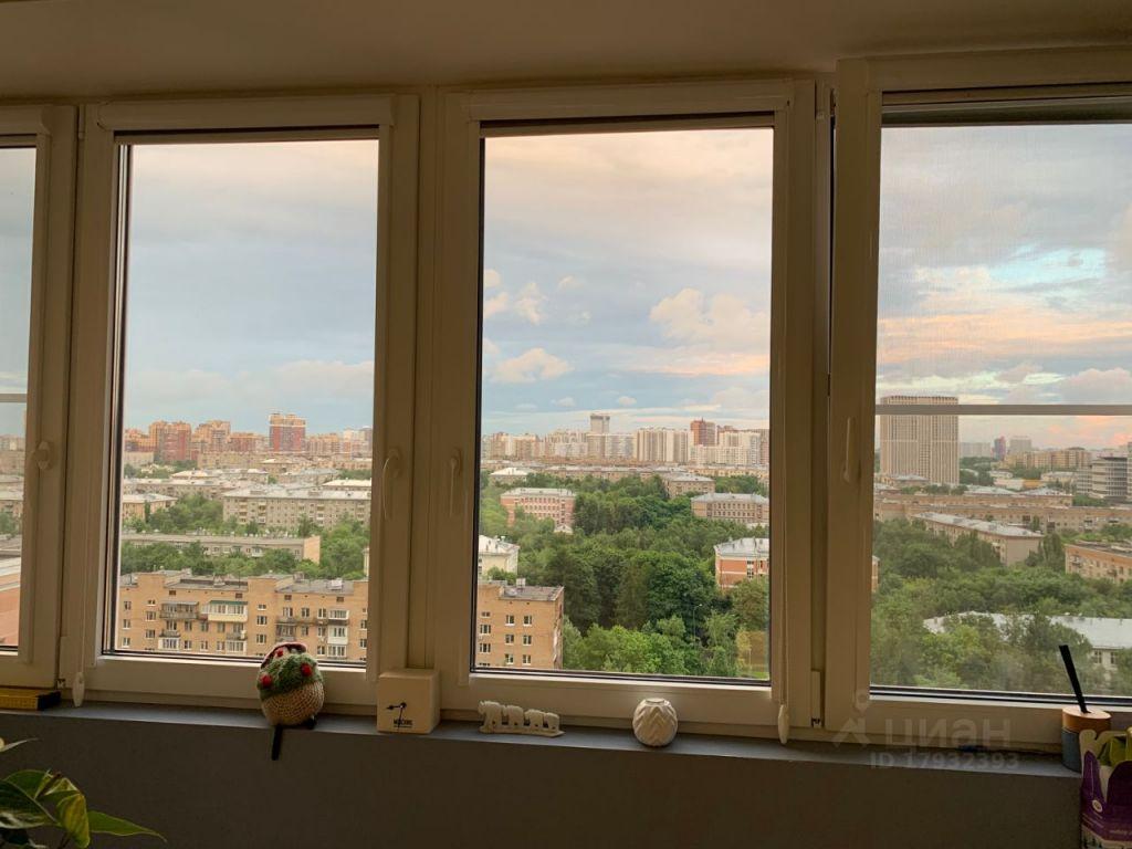 Продажа двухкомнатной квартиры Москва, метро Университет, проспект Вернадского 29к1, цена 22990000 рублей, 2021 год объявление №632530 на megabaz.ru