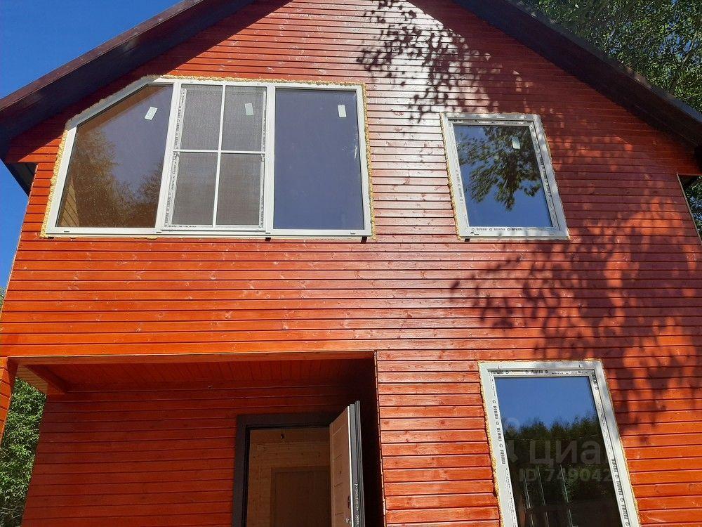 Продажа дома деревня Рогачёво, цена 2300000 рублей, 2021 год объявление №638069 на megabaz.ru