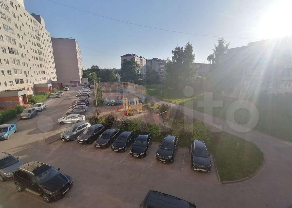 Аренда однокомнатной квартиры Хотьково, улица Академика Королёва 4А, цена 20000 рублей, 2021 год объявление №1408403 на megabaz.ru
