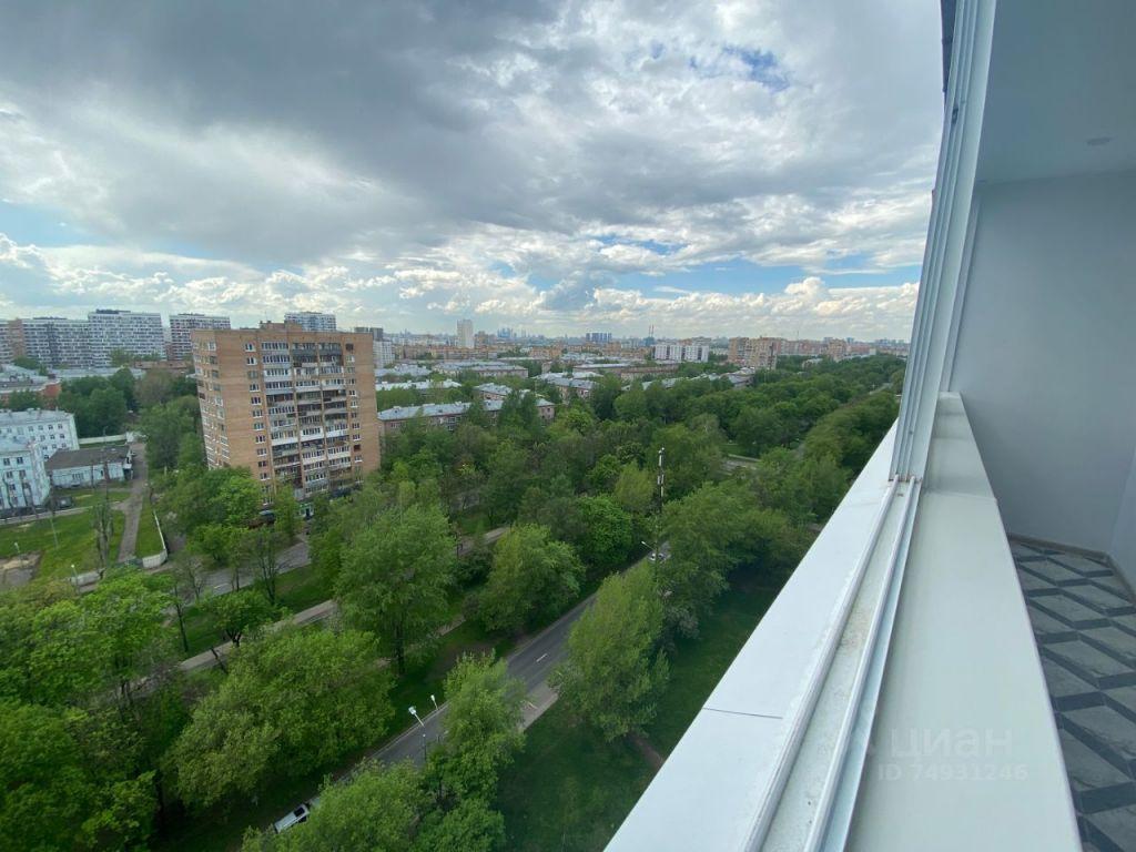 Продажа однокомнатной квартиры Москва, метро Волжская, цена 9850000 рублей, 2021 год объявление №638375 на megabaz.ru
