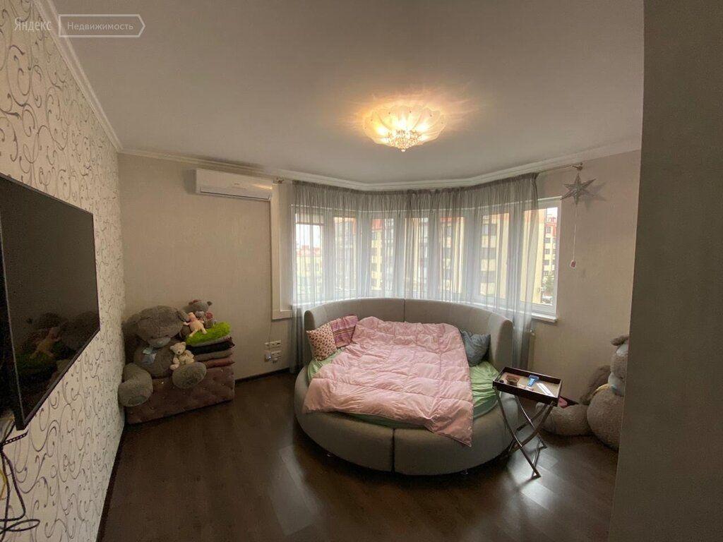 Аренда однокомнатной квартиры село Ромашково, Никольская улица 14к3, цена 45000 рублей, 2021 год объявление №1470893 на megabaz.ru