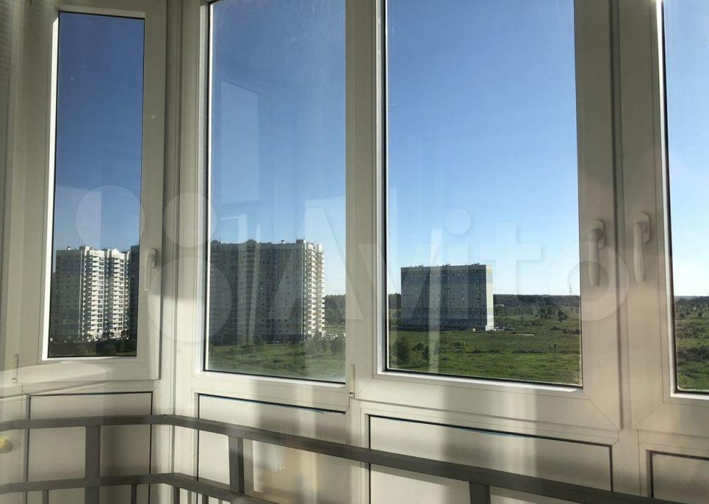 Аренда однокомнатной квартиры Домодедово, улица Курыжова 5, цена 18000 рублей, 2021 год объявление №1408464 на megabaz.ru