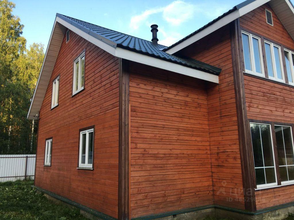 Продажа дома садовое товарищество Лесное, цена 4500000 рублей, 2021 год объявление №636423 на megabaz.ru