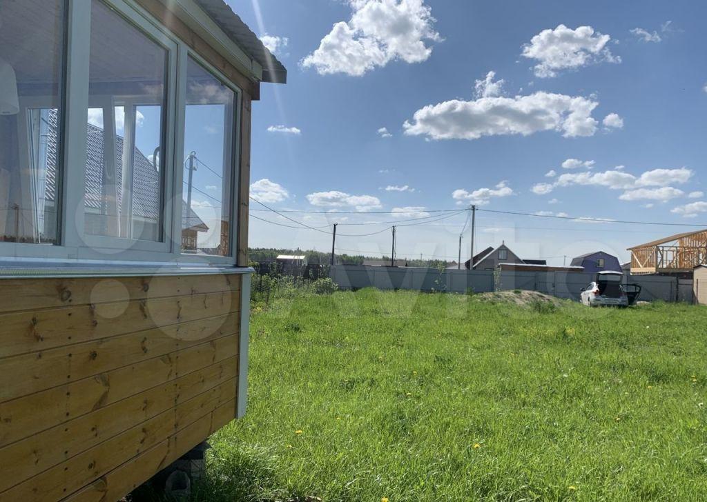 Продажа дома деревня Назарьево, Рябиновая улица 29, цена 1545000 рублей, 2021 год объявление №652663 на megabaz.ru