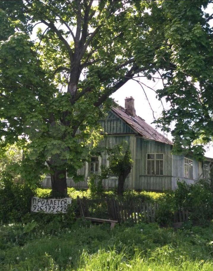 Продажа дома деревня Никольское, цена 1000000 рублей, 2021 год объявление №626592 на megabaz.ru
