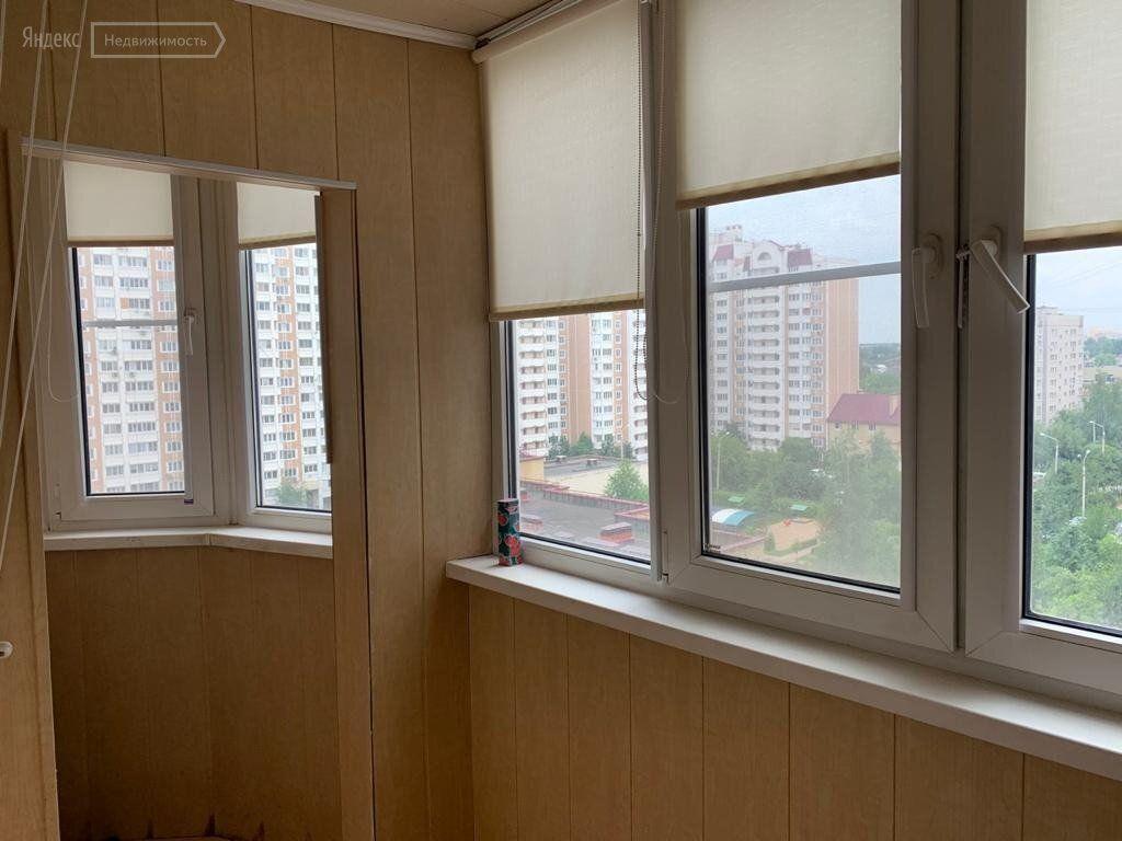 Аренда однокомнатной квартиры Домодедово, Северная улица 4, цена 23000 рублей, 2021 год объявление №1408418 на megabaz.ru