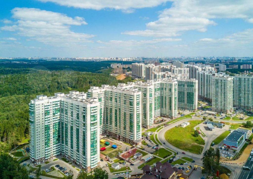 Продажа трёхкомнатной квартиры Красногорск, цена 7260000 рублей, 2021 год объявление №638741 на megabaz.ru