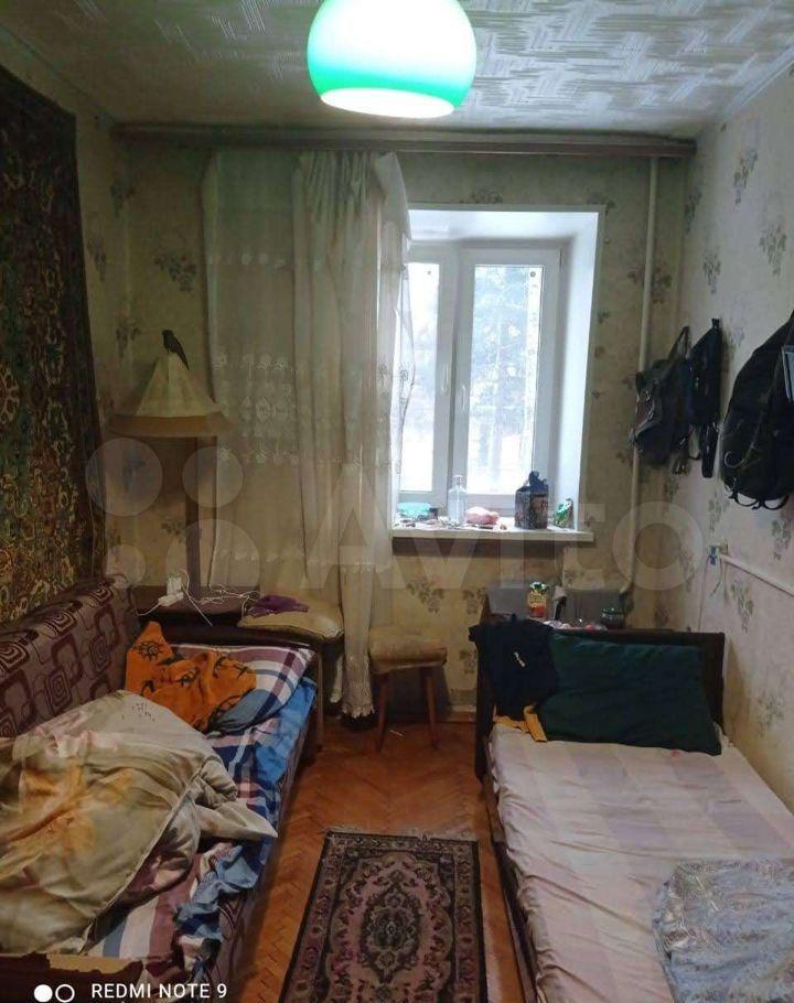 Продажа двухкомнатной квартиры Голицыно, Советская улица 52к3, цена 5550000 рублей, 2021 год объявление №659191 на megabaz.ru