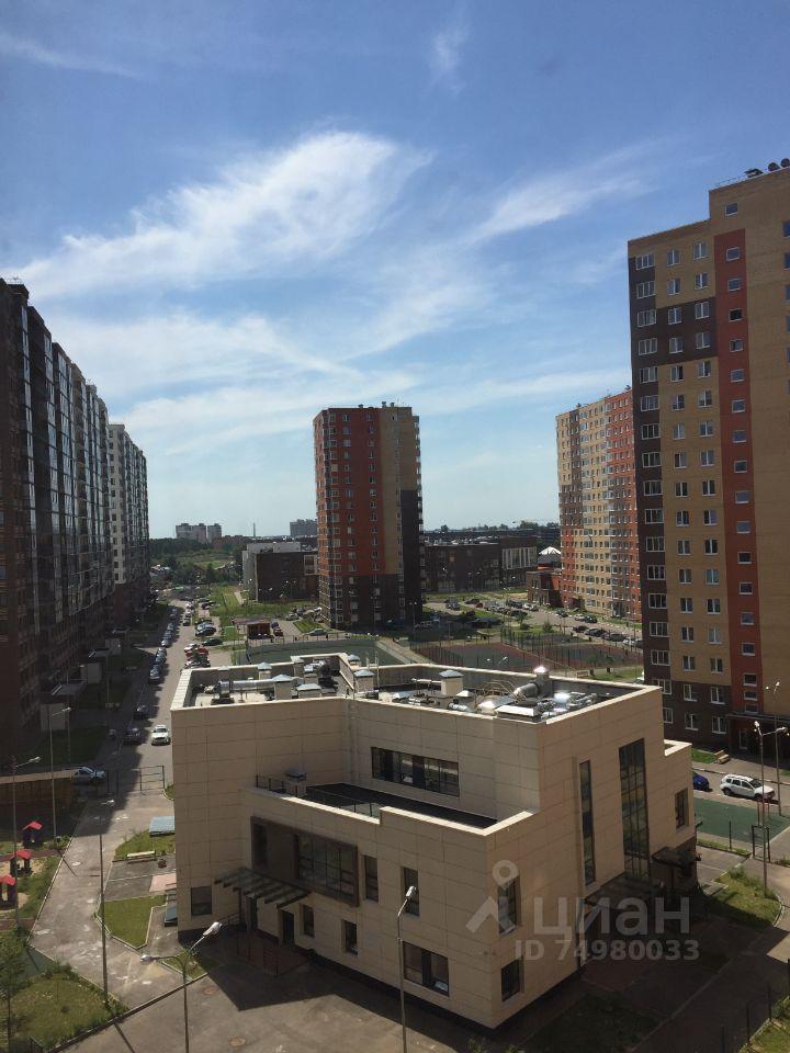 Аренда однокомнатной квартиры Балашиха, метро Новокосино, улица Калинина 24, цена 23000 рублей, 2021 год объявление №1408806 на megabaz.ru
