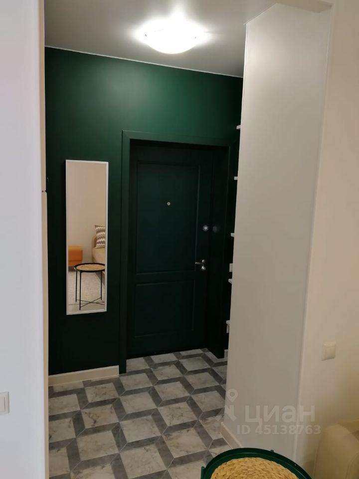 Продажа двухкомнатной квартиры село Строкино, 1-я Солнечная улица 3, цена 3600000 рублей, 2021 год объявление №638719 на megabaz.ru
