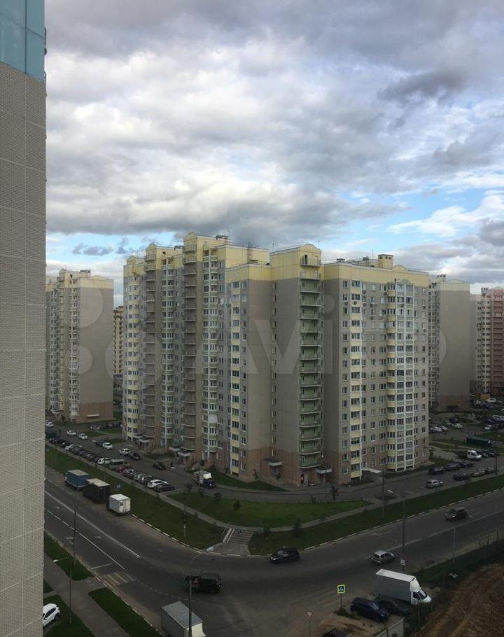 Аренда однокомнатной квартиры Видное, Берёзовая улица 16, цена 25000 рублей, 2021 год объявление №1408814 на megabaz.ru
