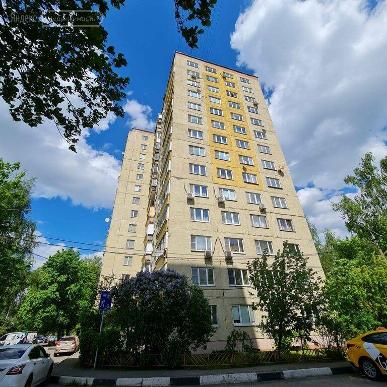 Продажа однокомнатной квартиры Красногорск, улица Карбышева 33, цена 6700000 рублей, 2021 год объявление №639059 на megabaz.ru