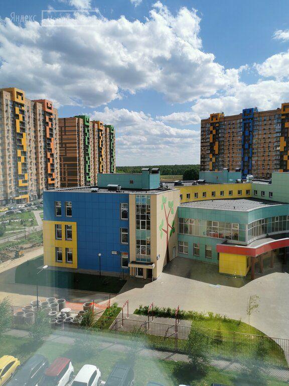 Продажа двухкомнатной квартиры деревня Мисайлово, метро Домодедовская, Молодёжный бульвар 2, цена 8450000 рублей, 2021 год объявление №639043 на megabaz.ru