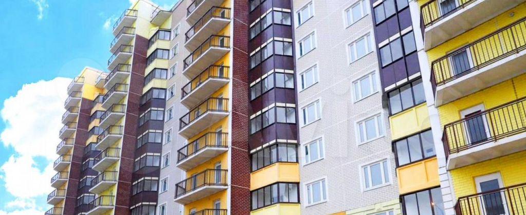Продажа однокомнатной квартиры деревня Малые Вязёмы, цена 3750000 рублей, 2021 год объявление №650396 на megabaz.ru