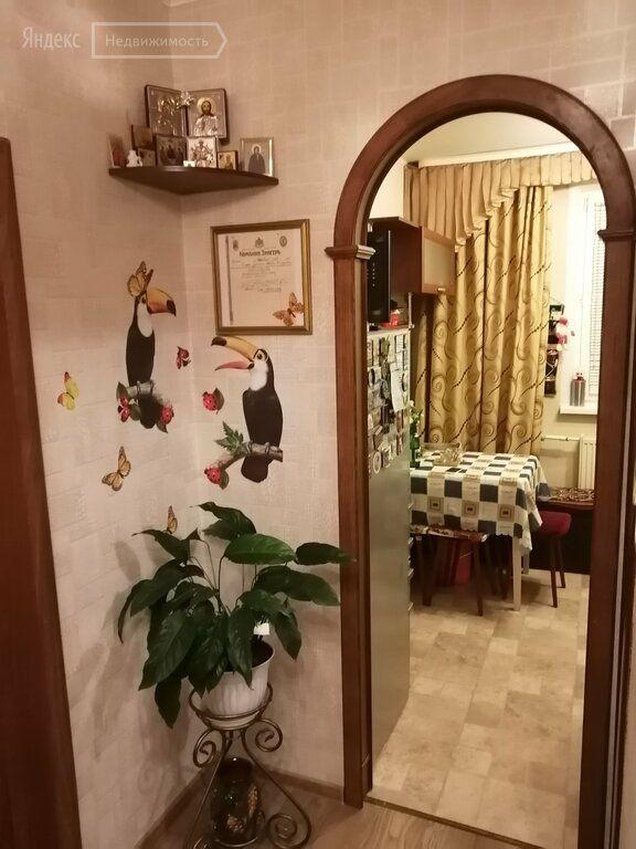 Продажа однокомнатной квартиры Королёв, метро Бабушкинская, проспект Космонавтов 11, цена 6550000 рублей, 2021 год объявление №639124 на megabaz.ru