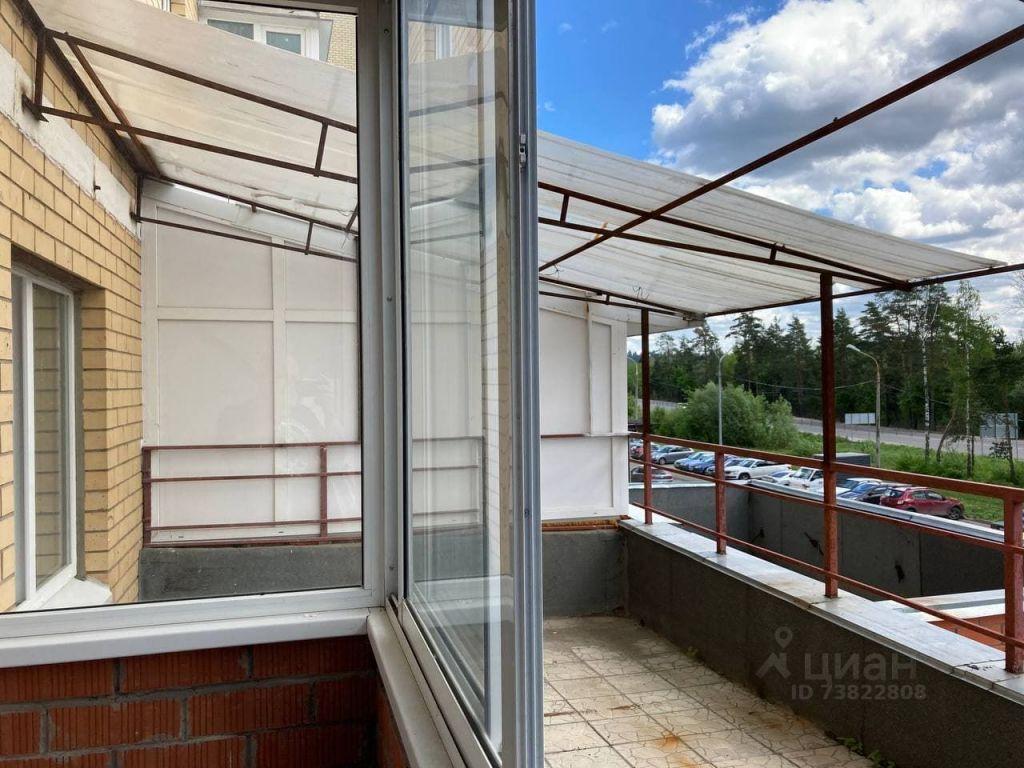 Продажа однокомнатной квартиры поселок Литвиново, цена 3499999 рублей, 2021 год объявление №627922 на megabaz.ru