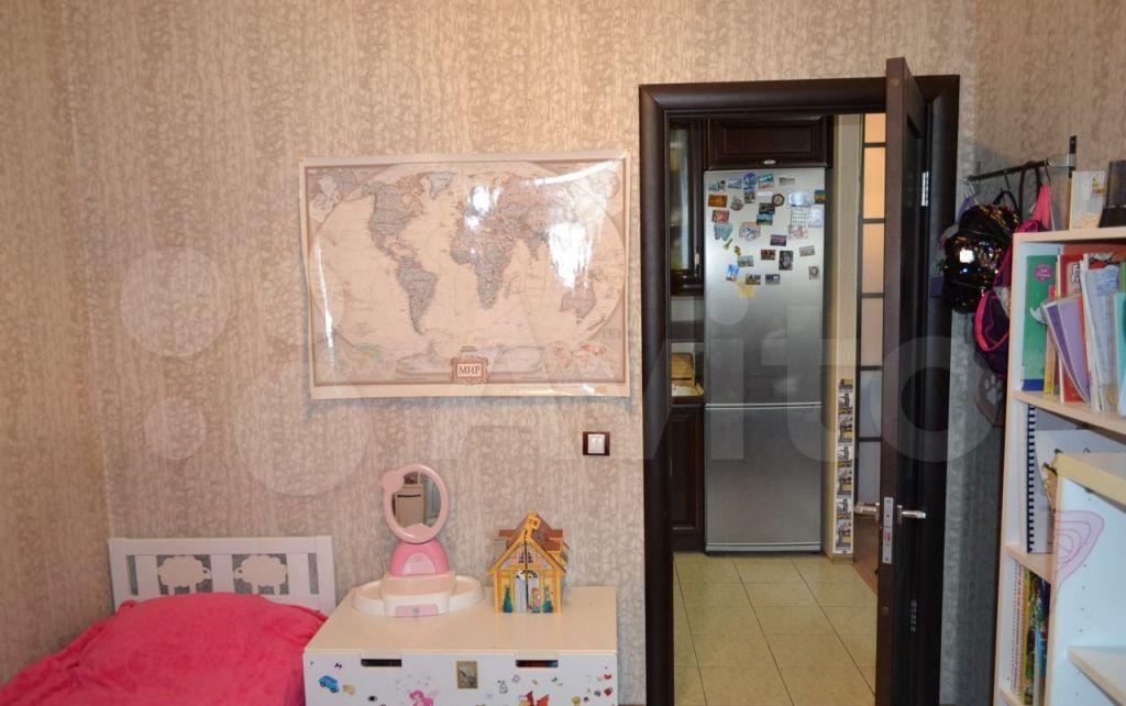Продажа двухкомнатной квартиры Москва, метро Люблино, Совхозная улица 37, цена 14500000 рублей, 2021 год объявление №663488 на megabaz.ru