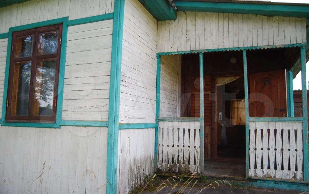 Продажа дома деревня Введенское, Заречная улица 7, цена 1200000 рублей, 2021 год объявление №639333 на megabaz.ru