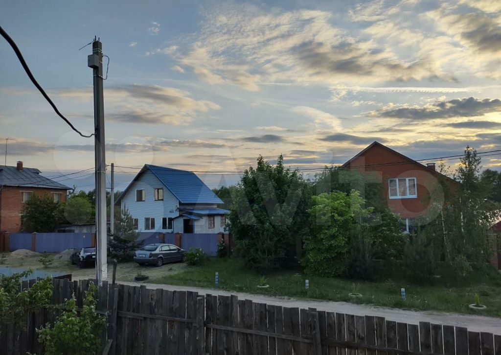 Продажа дома село Нижнее Хорошово, Шоссейная улица 38В, цена 7500000 рублей, 2021 год объявление №641005 на megabaz.ru