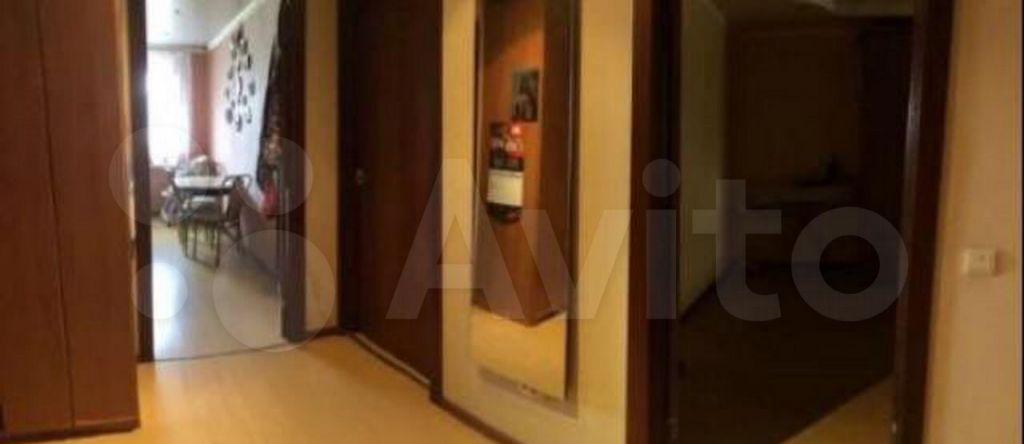 Продажа трёхкомнатной квартиры село Атепцево, Речная улица 5, цена 4550000 рублей, 2021 год объявление №671839 на megabaz.ru