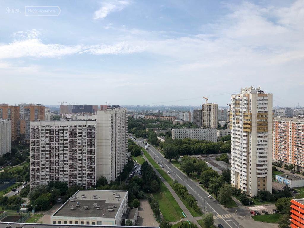 Продажа однокомнатной квартиры Москва, метро Люблино, улица Верхние Поля 32, цена 9880000 рублей, 2021 год объявление №659422 на megabaz.ru