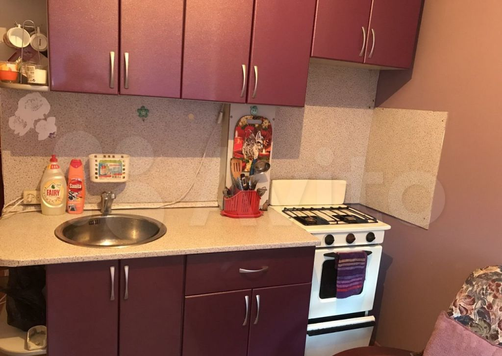 Аренда однокомнатной квартиры рабочий посёлок Калининец, цена 25000 рублей, 2021 год объявление №1432310 на megabaz.ru