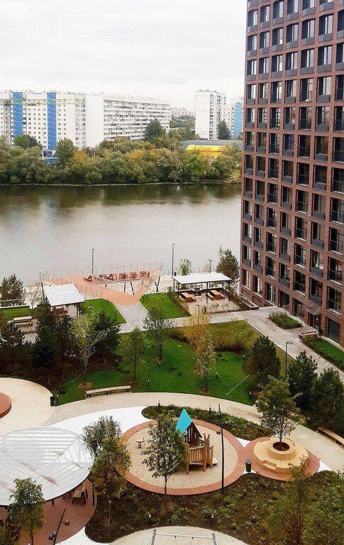 Продажа однокомнатной квартиры Москва, метро Коломенская, Корабельная улица 9, цена 12900000 рублей, 2021 год объявление №702623 на megabaz.ru