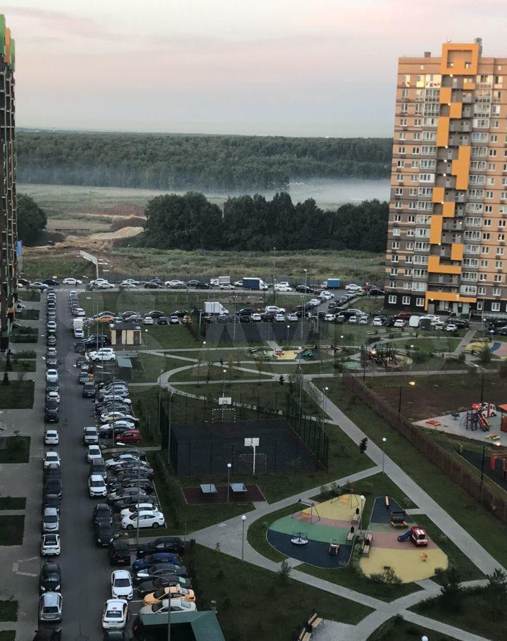 Продажа однокомнатной квартиры деревня Мисайлово, Литературный бульвар 5, цена 5600000 рублей, 2021 год объявление №667107 на megabaz.ru