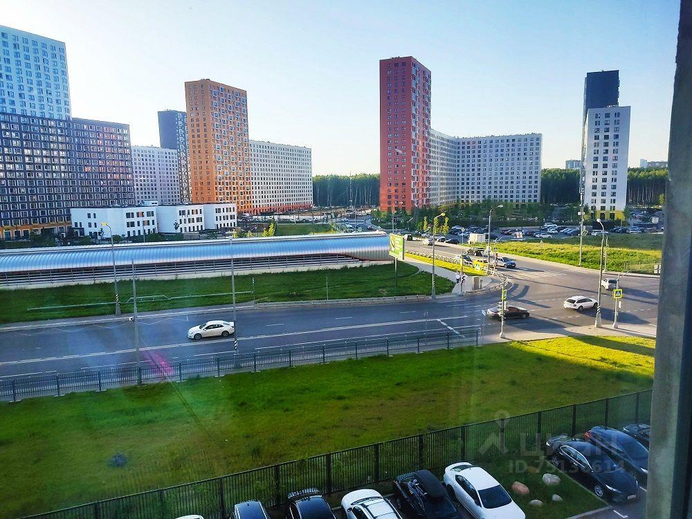 Аренда студии Москва, Саларьевская улица 11, цена 35000 рублей, 2021 год объявление №1409665 на megabaz.ru
