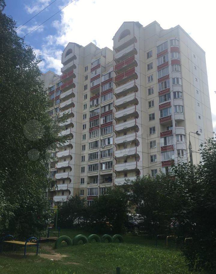 Продажа однокомнатной квартиры Лобня, Окружная улица 1, цена 7000000 рублей, 2021 год объявление №691896 на megabaz.ru
