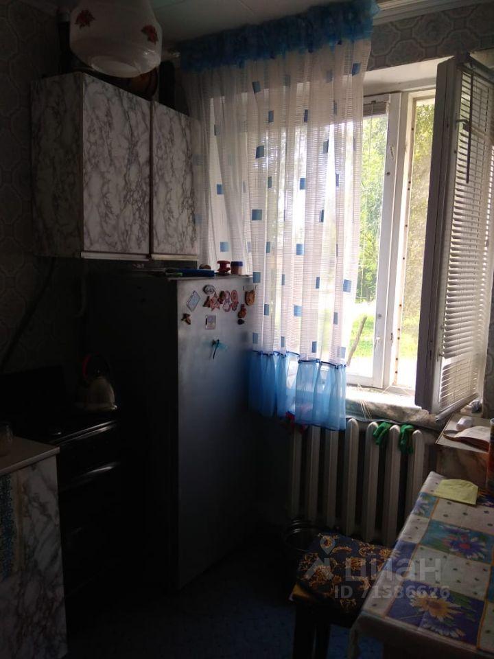 Продажа двухкомнатной квартиры деревня Горетово, Советская улица 16, цена 2000000 рублей, 2021 год объявление №603594 на megabaz.ru