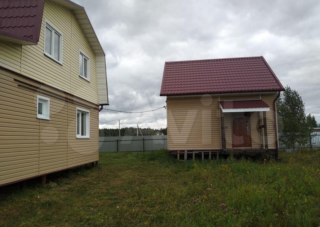 Продажа дома село Нижнее Хорошово, цена 5500000 рублей, 2021 год объявление №483282 на megabaz.ru