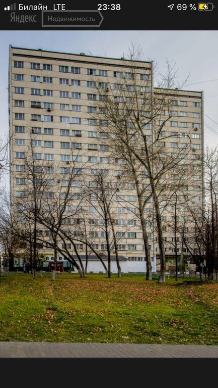Продажа двухкомнатной квартиры Москва, метро Ленинский проспект, улица Вавилова 8, цена 10800000 рублей, 2020 год объявление №442839 на megabaz.ru