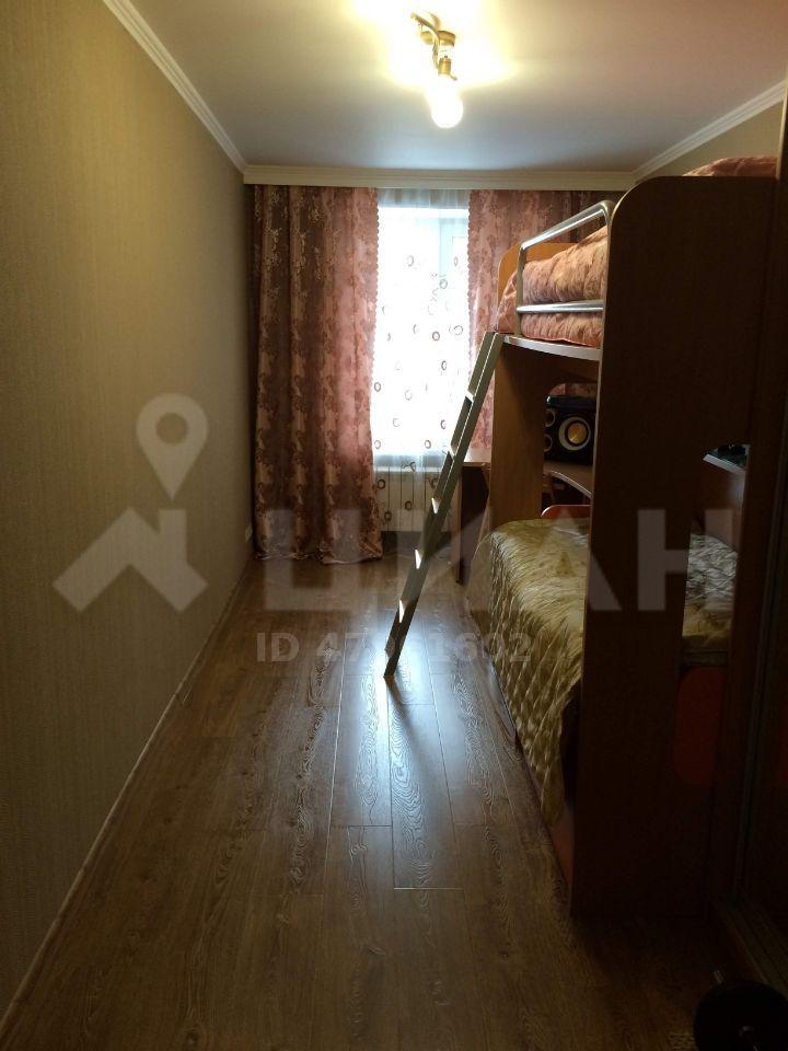 Продажа трёхкомнатной квартиры рабочий посёлок Селятино, Спортивная улица 20, цена 6600000 рублей, 2021 год объявление №379664 на megabaz.ru