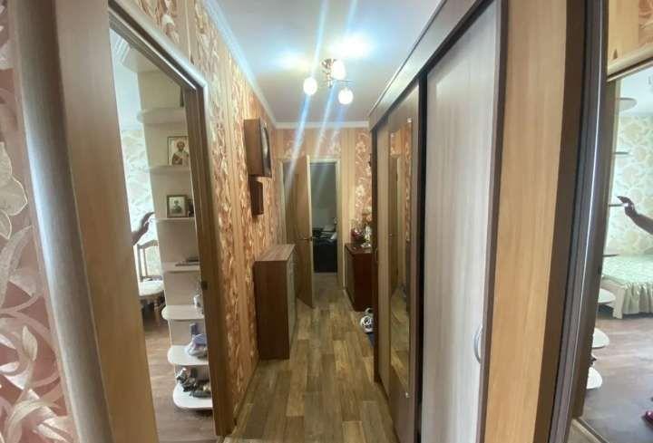 Продажа двухкомнатной квартиры поселок Колычёво, Первомайская улица 19, цена 2750000 рублей, 2021 год объявление №537177 на megabaz.ru