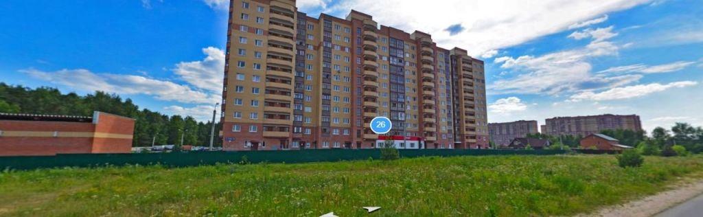 Продажа однокомнатной квартиры деревня Щемилово, улица Орлова 26, цена 1482400 рублей, 2020 год объявление №498505 на megabaz.ru