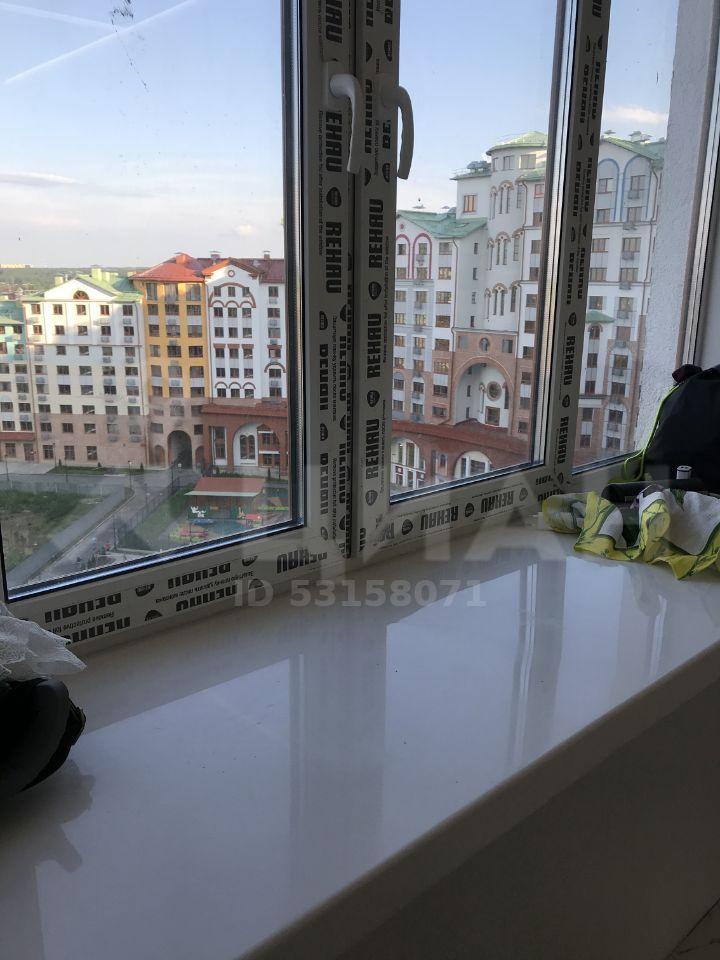 Продажа двухкомнатной квартиры поселок Развилка, метро Зябликово, Римский проезд 1, цена 9000000 рублей, 2021 год объявление №427346 на megabaz.ru
