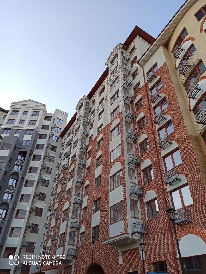 Продажа однокомнатной квартиры поселок Развилка, метро Зябликово, Римский проезд 7, цена 6650000 рублей, 2021 год объявление №641824 на megabaz.ru
