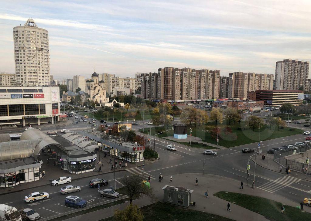 Аренда двухкомнатной квартиры Москва, метро Марьино, Новочеркасский бульвар 55, цена 53000 рублей, 2021 год объявление №1480778 на megabaz.ru