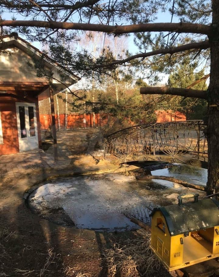 Продажа дома деревня Жуковка, Лесная улица, цена 18500000 рублей, 2021 год объявление №593471 на megabaz.ru