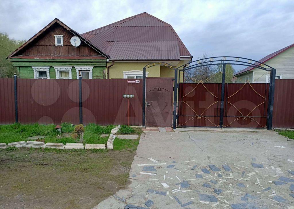 Продажа дома деревня Золотово, Чехловская улица, цена 5500000 рублей, 2021 год объявление №639697 на megabaz.ru