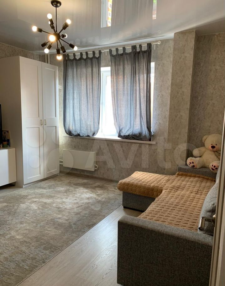 Аренда однокомнатной квартиры Котельники, 2-й Покровский проезд 4к1, цена 35000 рублей, 2021 год объявление №1436672 на megabaz.ru